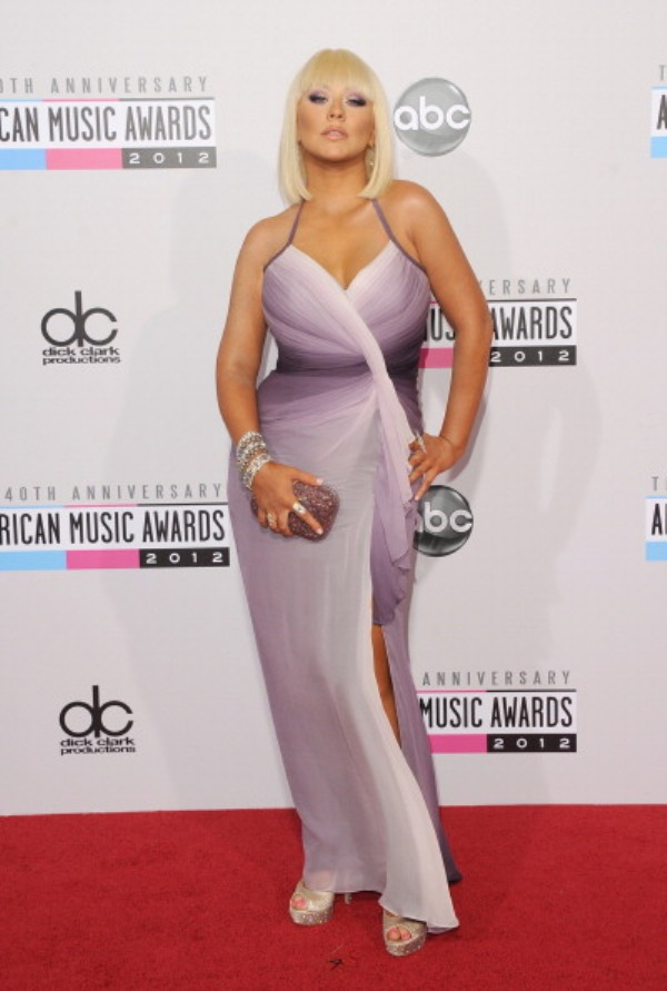 2.12 Fashion Police: American Music Awards 2012
