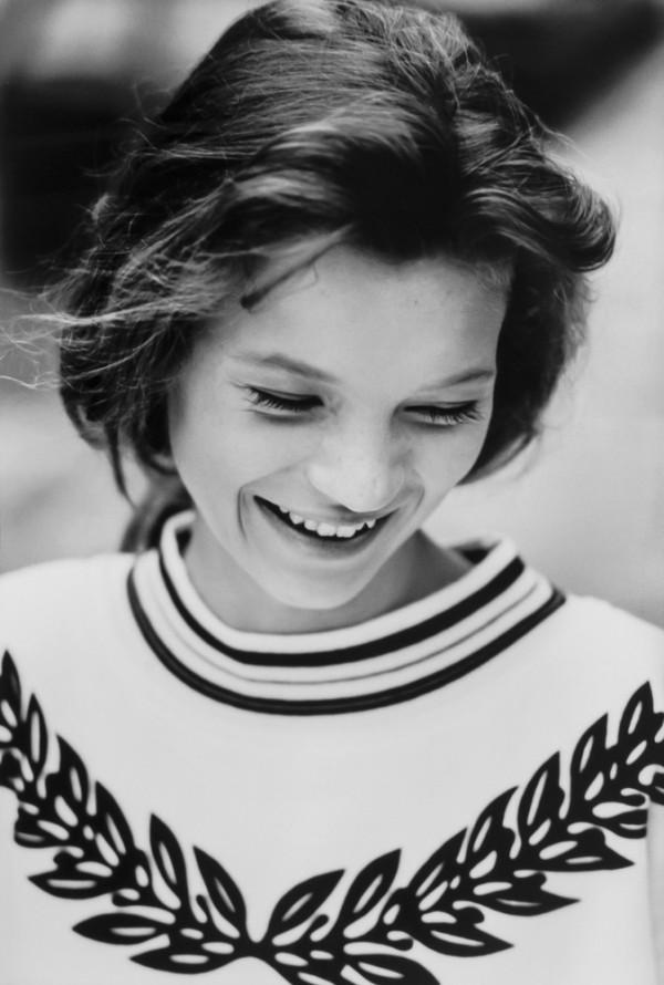 230 Modni zalogaj: Najstarije fotografije koje je Kate Moss snimila