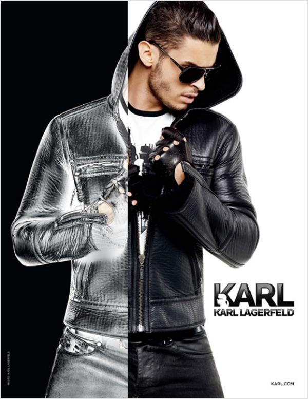 234 Karl: Sudar crne i bele