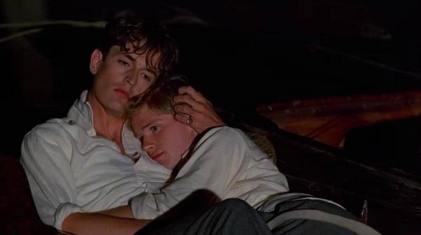 237 U krevetu sa... Rupertom Everetom