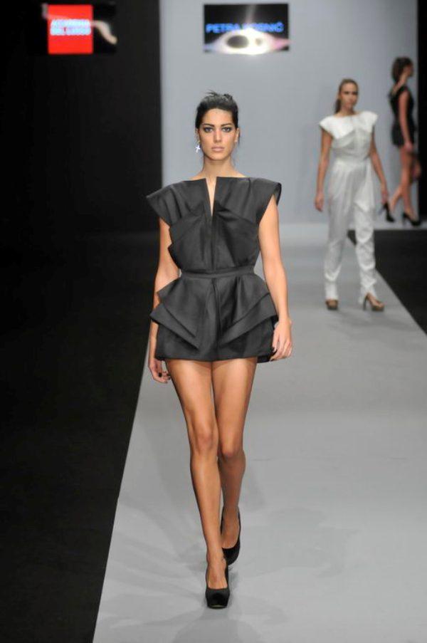 3.1 32. Belgrade Fashion Week: Revije diplomaca