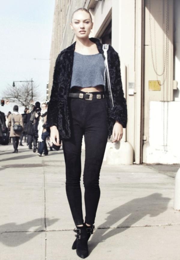 3.13 Street Style: Candice Swanepoel