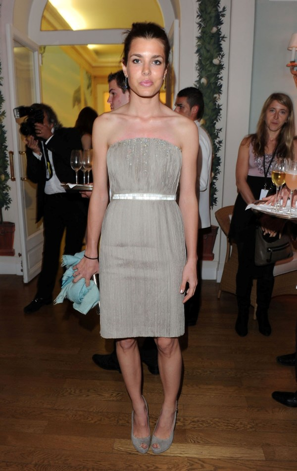 3.5 10 haljina: Charlotte Casiraghi