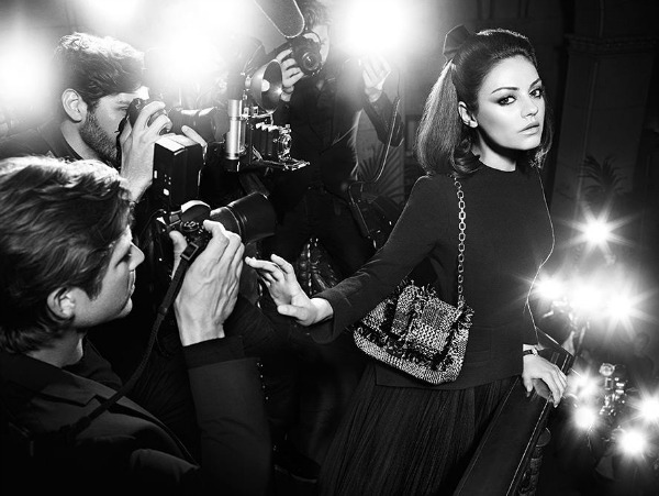33 Miss Dior Handbags: Mila Kunis u centru pažnje