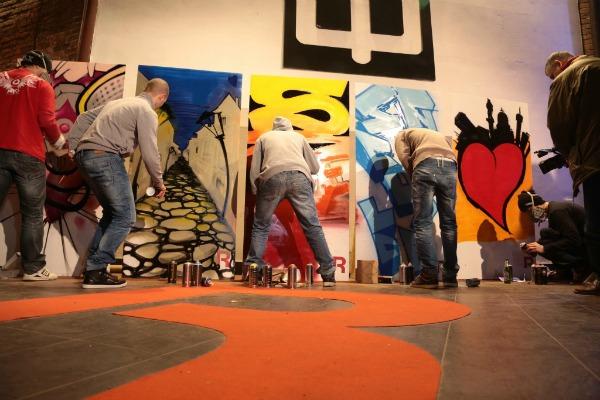 34 Finale konkursa za najbolji grafit: Reebok Classics Best Graffiti