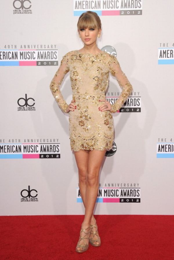 4.9 Fashion Police: American Music Awards 2012