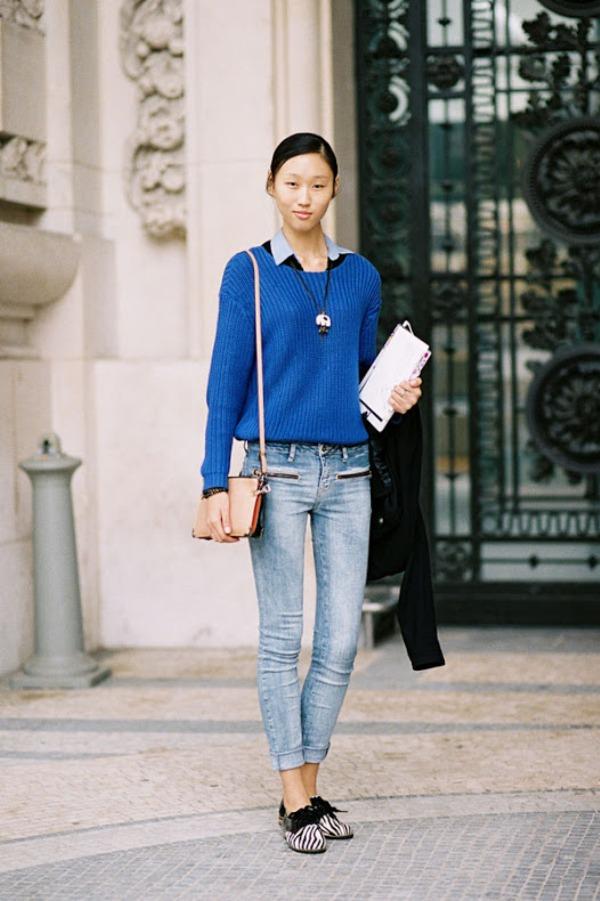 432 Paris Street Style: Jesen koju je obeležila bela boja