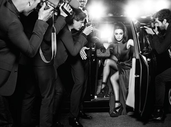 45 Miss Dior Handbags: Mila Kunis u centru pažnje