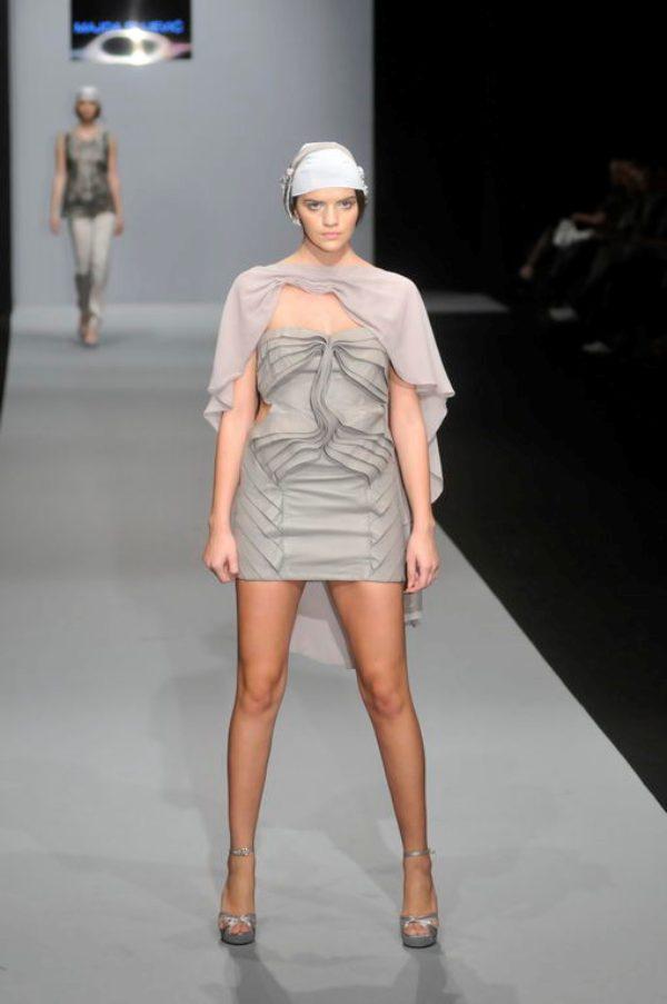 5.1 32. Belgrade Fashion Week: Revije diplomaca