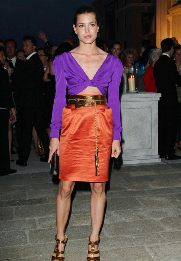 5.4 10 haljina: Charlotte Casiraghi
