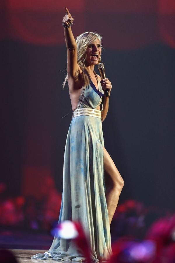 5.6 MTV EMA 2012: Modni izbori Heidi Klum