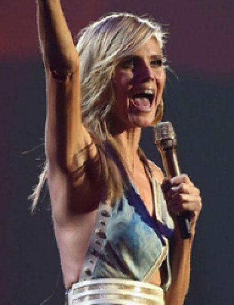 MTV EMA 2012: Modni izbori Heidi Klum