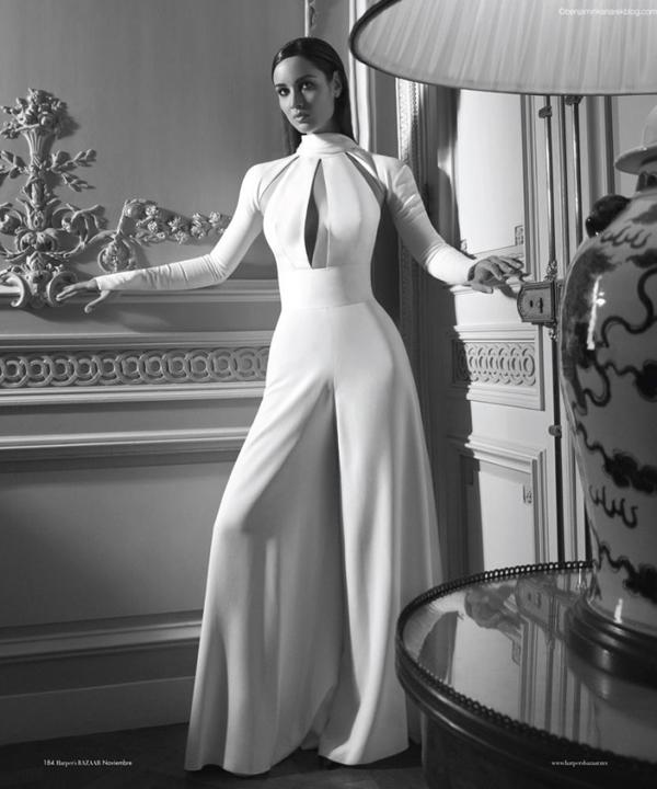 514 Harper's Bazaar Spain: Bondova devojka