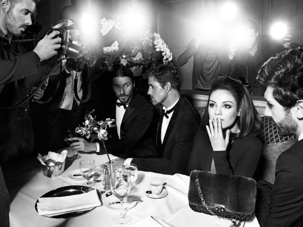 53 Miss Dior Handbags: Mila Kunis u centru pažnje