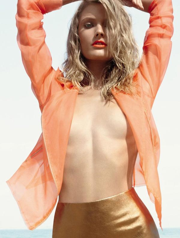 5 1 Vogue Brazil: Sunčani novembar