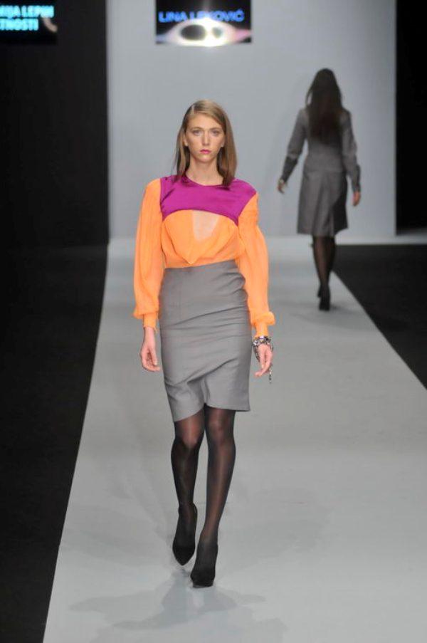6. 32. Belgrade Fashion Week: Revije diplomaca