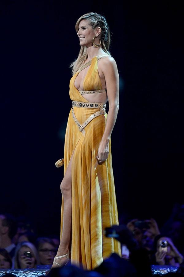 6.5 MTV EMA 2012: Modni izbori Heidi Klum