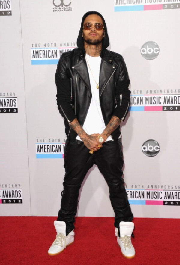 6.9 Fashion Police: American Music Awards 2012
