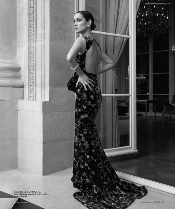 612 Harper's Bazaar Spain: Bondova devojka