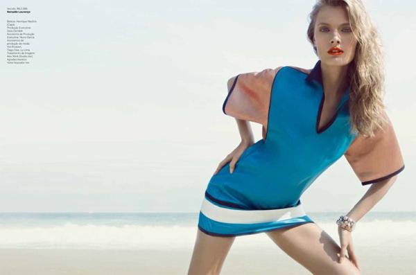 6 1 Vogue Brazil: Sunčani novembar
