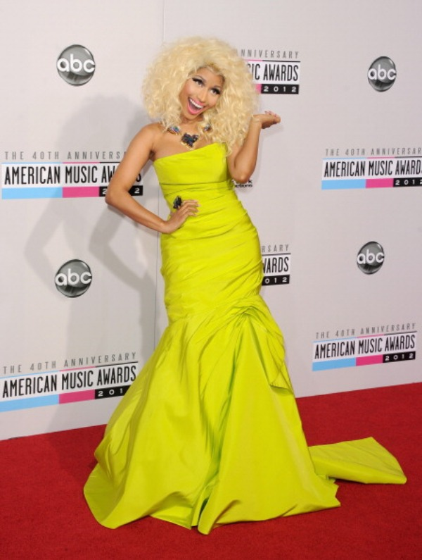 7.9 Fashion Police: American Music Awards 2012