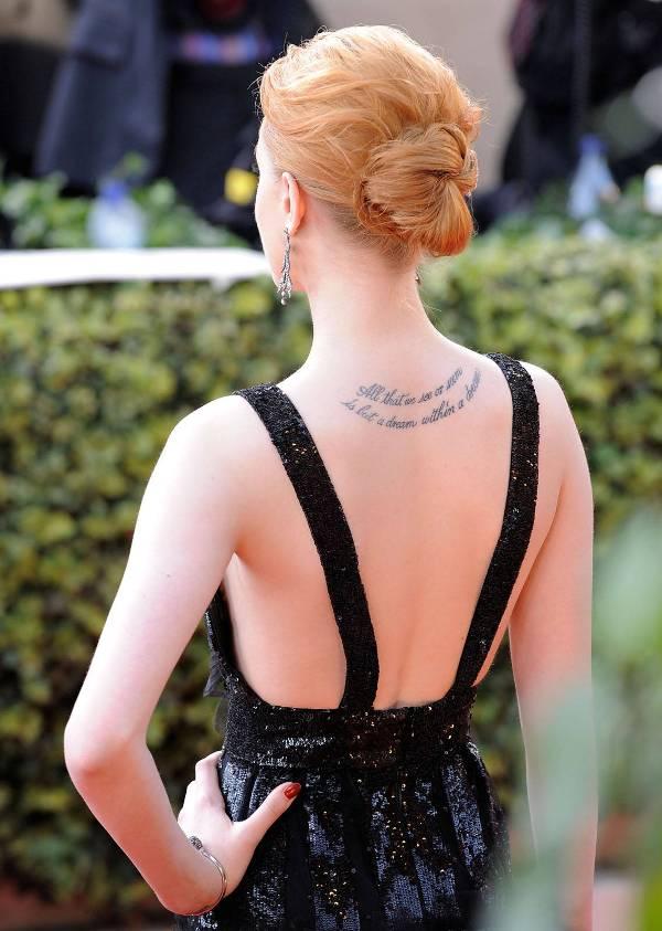 8.3 Deset dama sa najoriginalnijim tetovažama