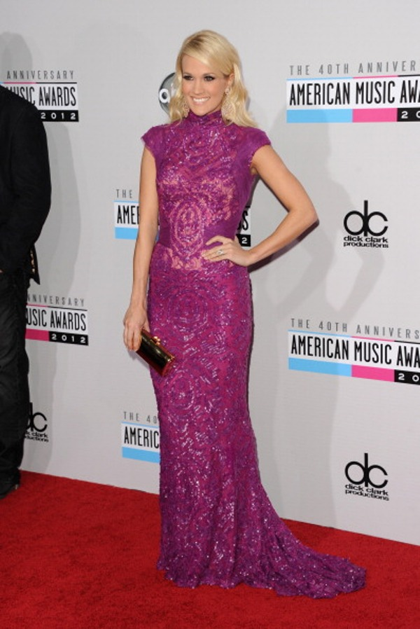 8.7 Fashion Police: American Music Awards 2012
