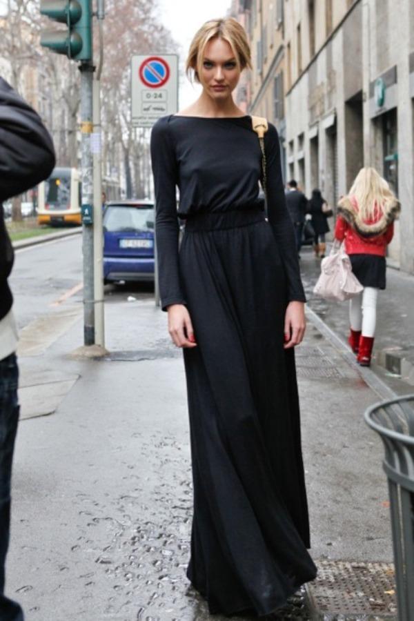 8.9 Street Style: Candice Swanepoel