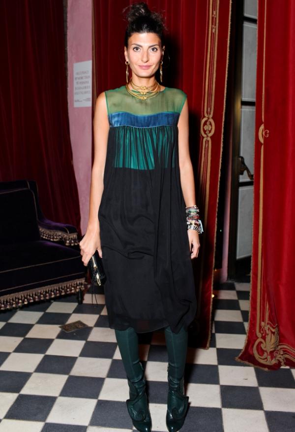9.6 10 haljina: Giovanna Battaglia