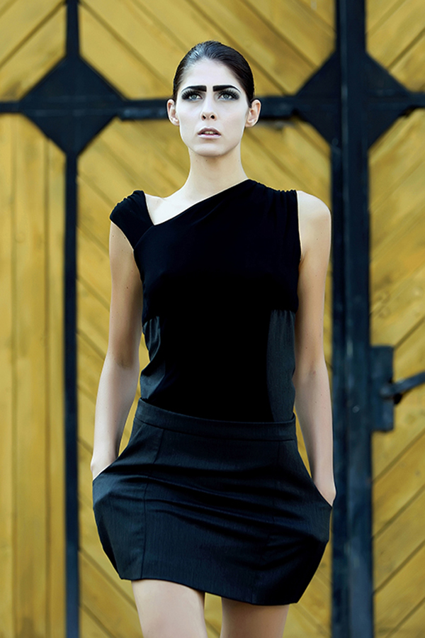 AB 27 Modnih pet minuta: Alice Bossman, slovenačka modna kreatorka