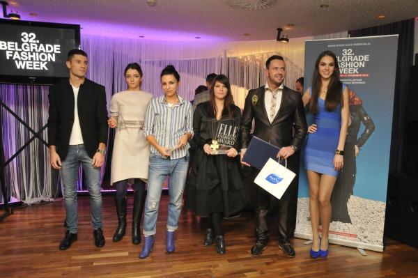 Dobitnici nagrada 32. Belgrade Fashion Week: Dodela nagrada