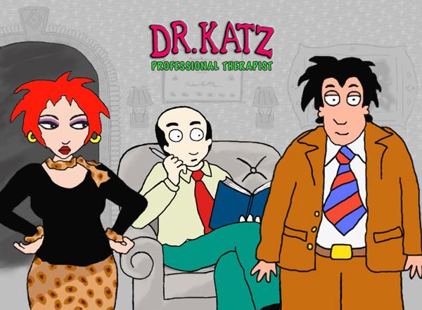"""Dr Katz SLIKA 1 Animirani petak: """"Dr Kac, profesionalni terapeut"""""""