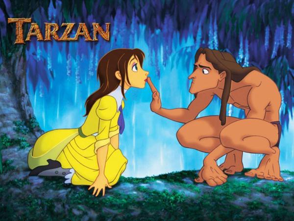 Jane and Tarzan Najlepše pesme iz Disney crtanih filmova