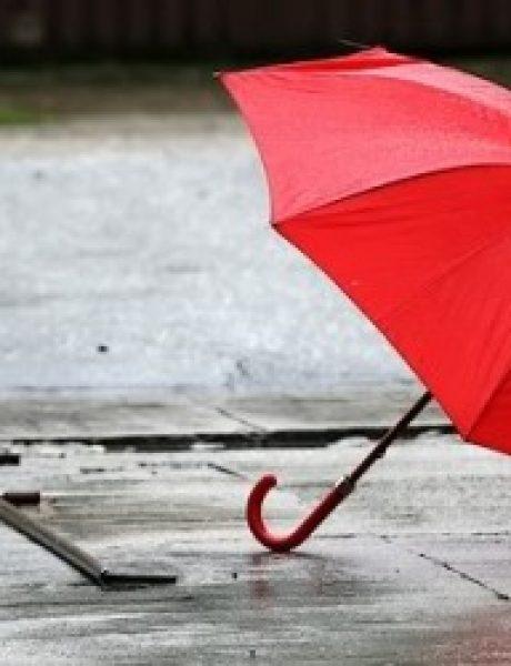 Kišno je i vetrovito, a mi ipak uživamo