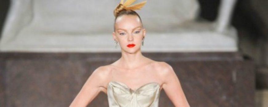 Jesen i zima na modnim pistama: Zac Posen