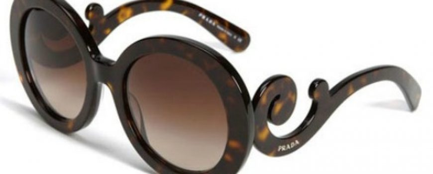 Aksesoar dana: Naočare Prada