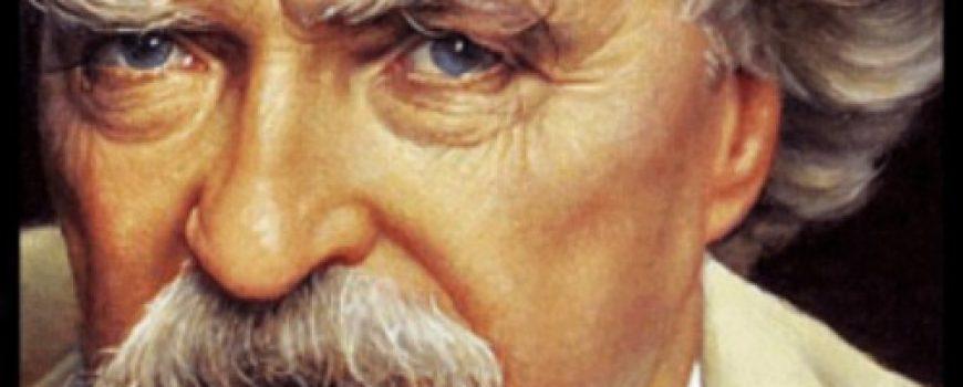 Srećan rođendan, Mark Twain!