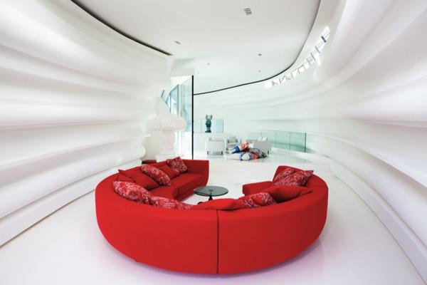 Neobicna dnevna soba Ko je Lady Gaga u svetu dizajna enterijera?
