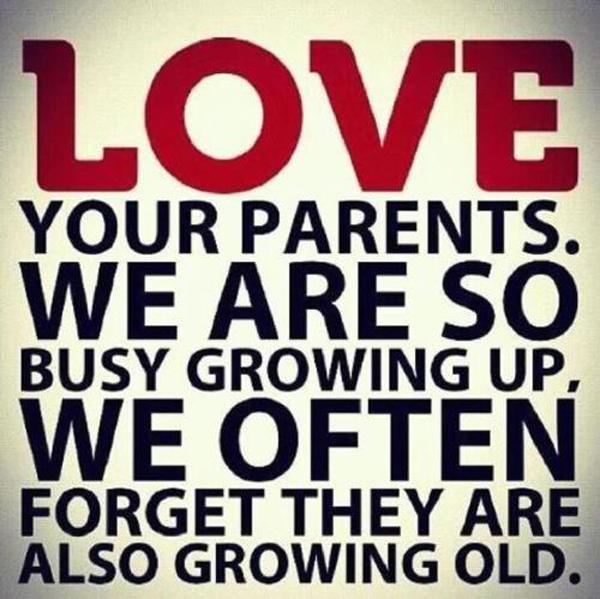Prava istina upamtite je Dok odrastaš, pogledaj oko sebe