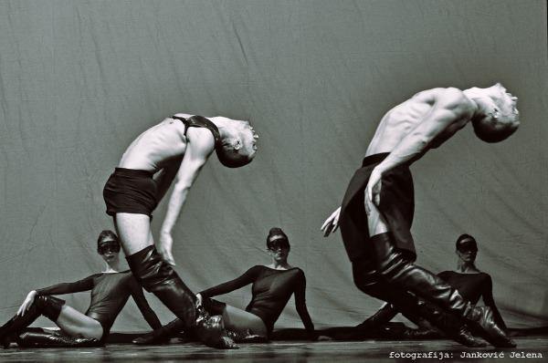 Predstava Aleksandar Dobitnici nagrada Udruženja baletskih umetnika Srbije u 2012.