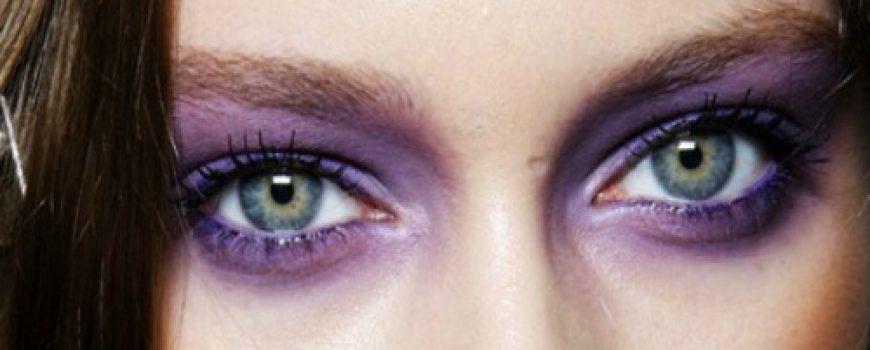 Sedam make-up trikova za smeđe-zelene oči