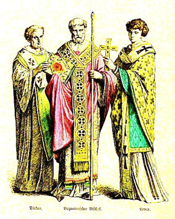 SLIKA 46 Istorija mode: Vizantija