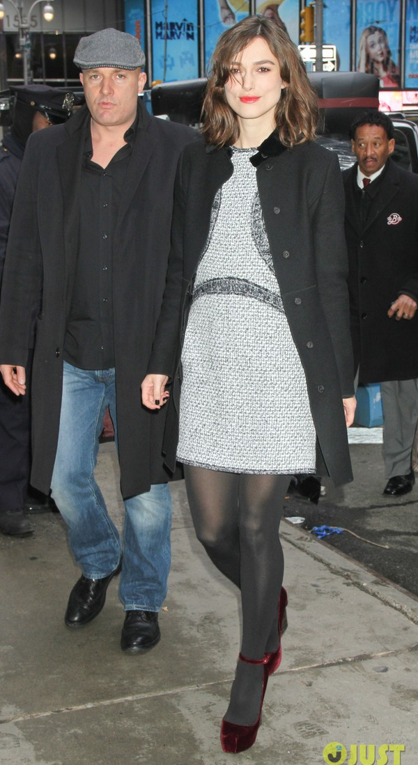 SLIKA1 Celebrity stil dana: Keira Knightley