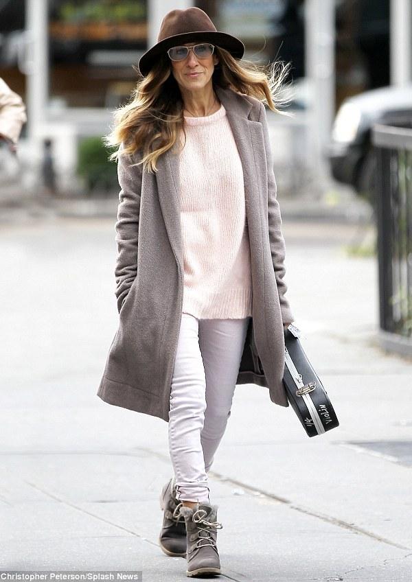 SLIKA15 Celebrity stil dana: Sarah Jessica Parker