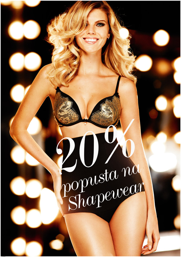 Shapewear 2 Fantastična Lindex ponuda