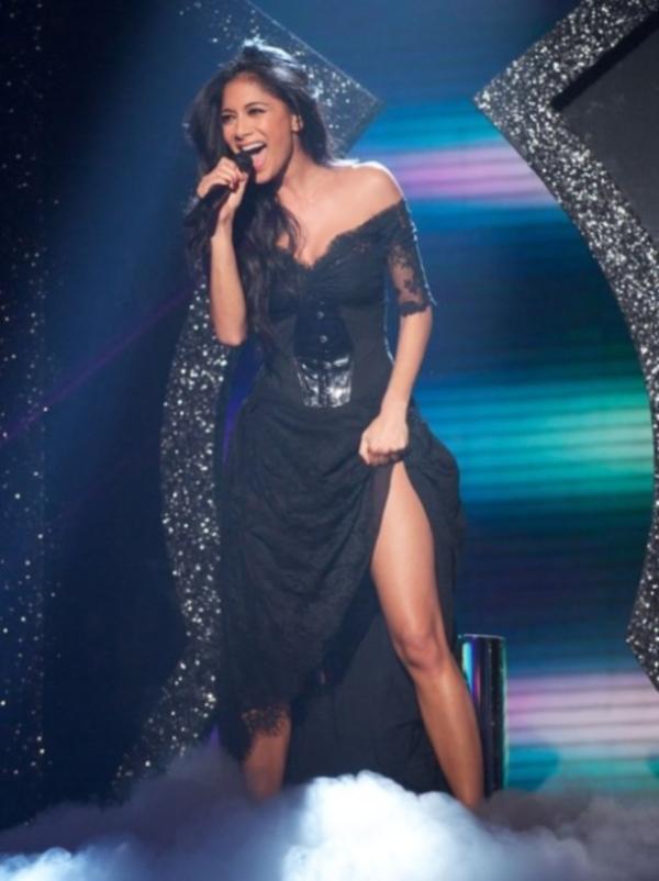 Slika 1 Kada se pojavi na sceni... Mračne tajne Nicole Scherzinger