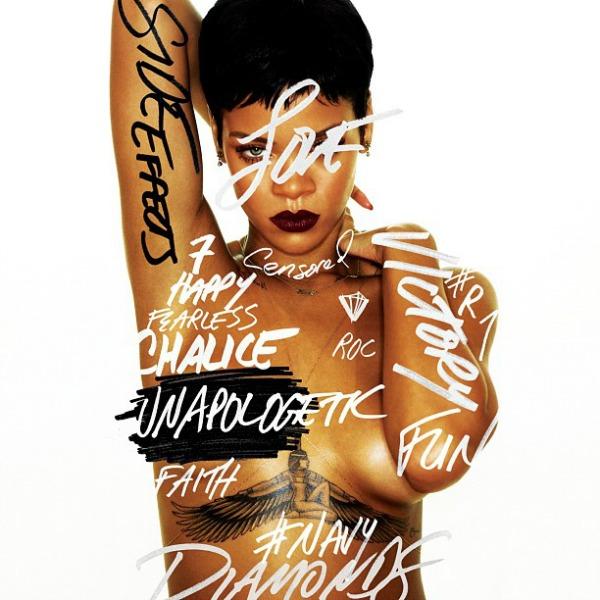 Slika 1 R Rihanna: Iscureo Unapologetic