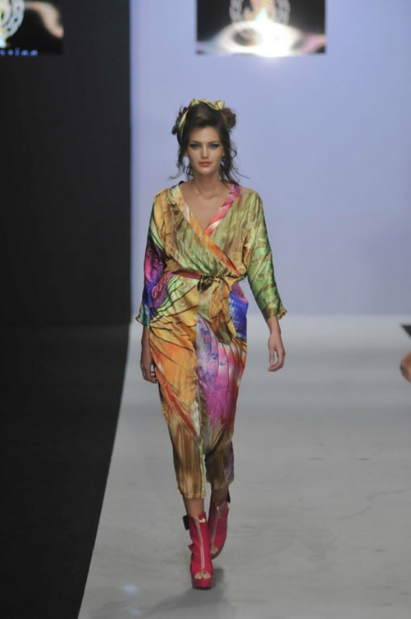Slika 1 32. Belgrade Fashion Week: Everblazing