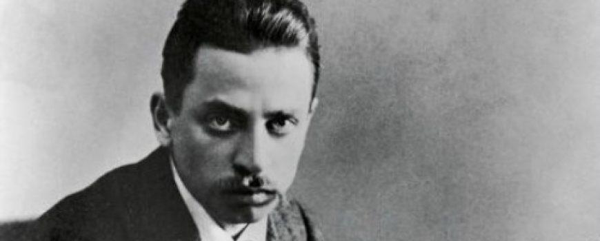 Srećan rođendan, Rainer Maria Rilke!