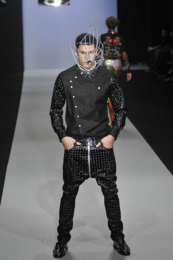 Slika 12 32. Belgrade Fashion Week: George Styler